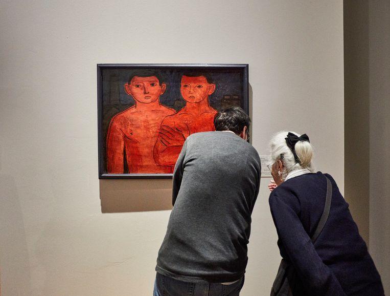 'Beyond Klimt' gaat verder dan de 'blockbusters' van Klimt en Schiele.  Beeld Belvedere/ZANZINGER