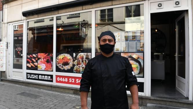 """Sushi Mama opent tweede vestiging in de Parijsstraat: """"Ideaal voor het studentenpubliek"""""""
