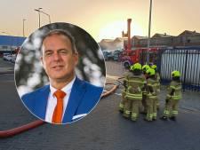 Alblasserdamse burgemeester Paans zelf wakker geworden van 'misselijkmakende' stank
