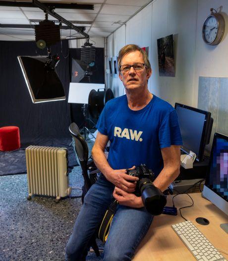 Huissense fotograaf Ronald Janssen opent studio ondanks lockdown: 'Anders ga ik in zakelijk opzicht dood'