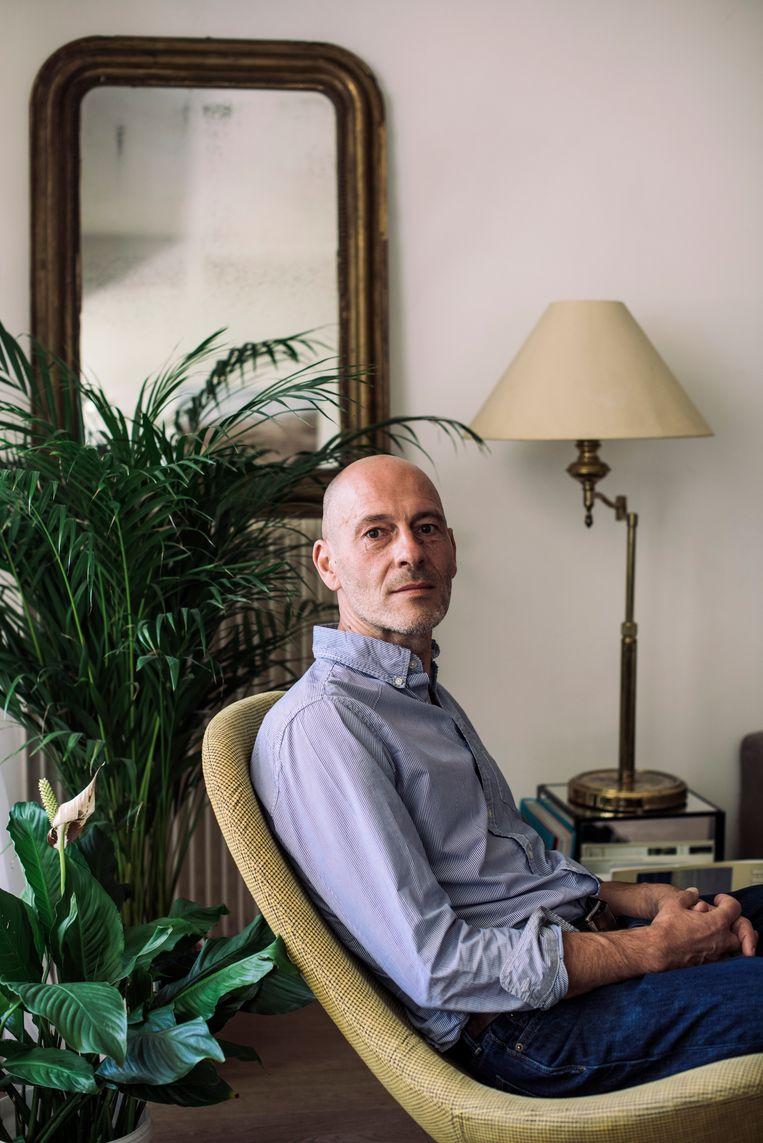 Christophe Guilluy. Beeld Bart Koetsier