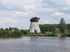 Restauratie molen Souburgh in Alblasserdam uitgesteld voor aanleg toegangsweg