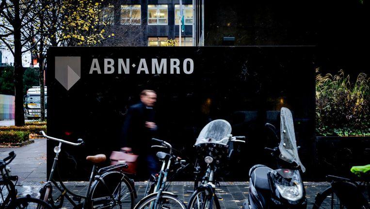 ABN-Amro ontdoet zich van een groot deel van het topmanagement. Beeld anp