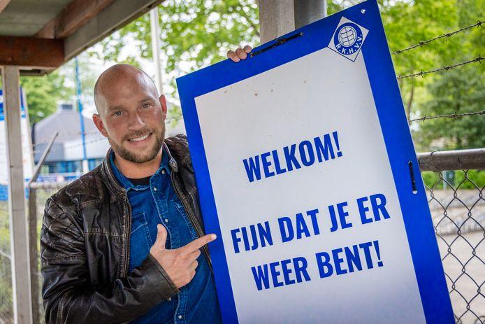 Aanvaller Kevin Sissing keerde deze zomer na negen jaar terug terug bij RKHVV. Met de Huissense club treft de Arnhemmer in de eerste speelronde van het bekertoernooi op 5 september SC NEC.
