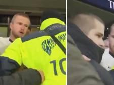 Scène surréaliste à Tottenham: Eric Dier monte dans les tribunes après les insultes d'un supporter