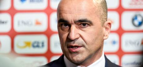 L'UEFA autorise 26 joueurs par sélection, Martinez va pouvoir prendre 3 Diables de plus