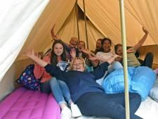 Uit nood geboren: Oude Vaart Terneuzen houdt dag kamp op schoolterrein, zeker zo onvergetelijk