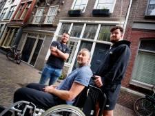 Op deze woning in Dordrecht staat de term 'La Boulette de Viande' maar waarom eigenlijk?