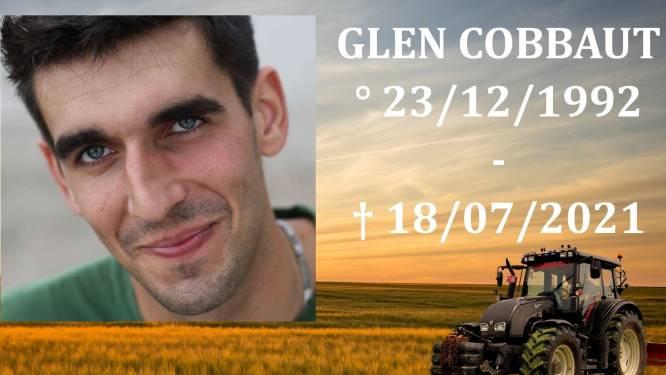 """Boerenzoon Glen (28) overleden na val van schuur: """"Zoals steeds was hij zonder dat iemand het wist aan het helpen"""""""