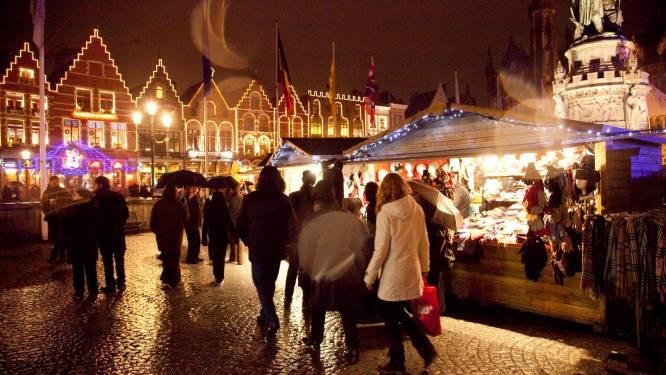 Brugse kerstmarkt heet 'wintermarkt', maar daar is niet iedereen blij mee