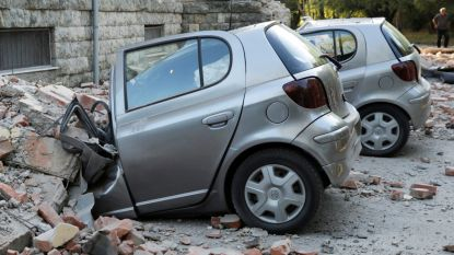 Vier aardbevingen in Albanië: minstens 108 gewonden