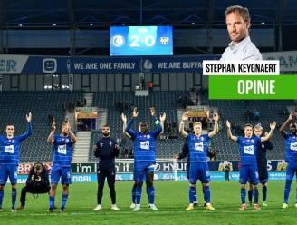"""Onze chef voetbal: """"Uitstekend AA Gent speelt Eupen 'total loss', maar of de Buffalo's ook play-off 1 halen?"""""""