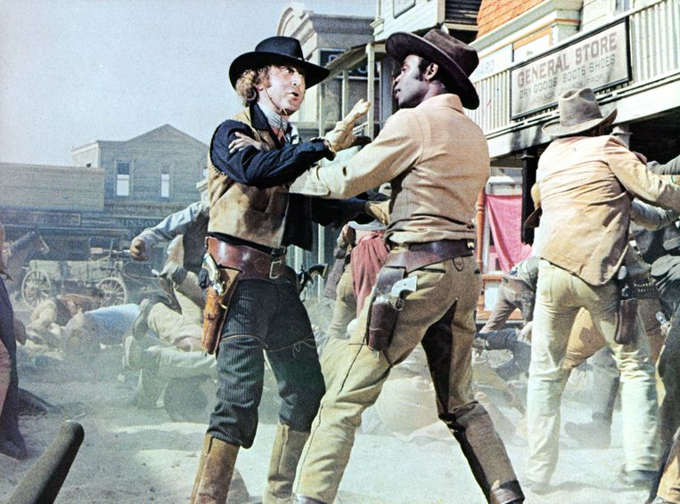 Blazing Saddles, 1974. Beeld Getty Images