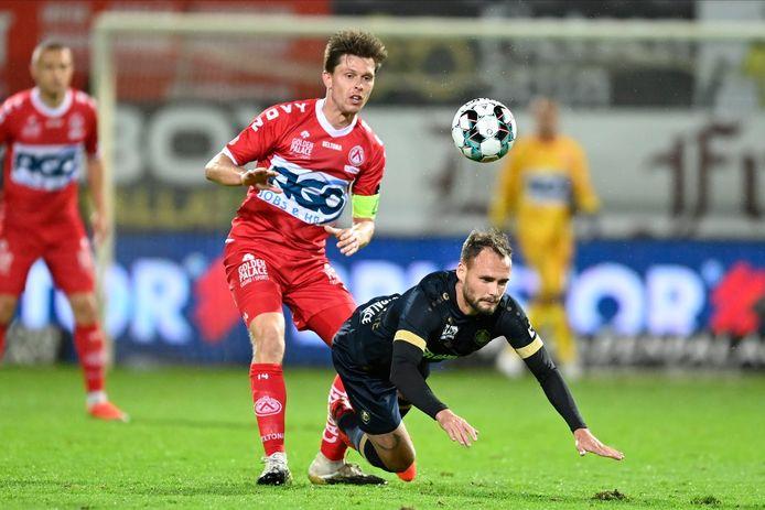 Aanvankelijk zag het er naar uit dat Hannes Van Der Bruggen zijn contract bij Kortrijk zou verlengen.
