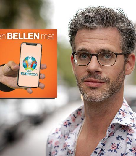 Erik Dijkstra over Oranje-koorts: 'Een echte voetballiefhebber zet geen bos wortelen op zijn kop'