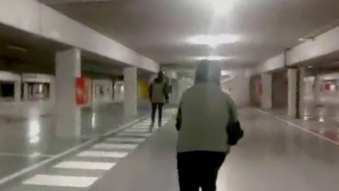 """Vrienden skeeleren erop los in ondergrondse parkings: """"De jongste is 19, de oudste 74"""""""