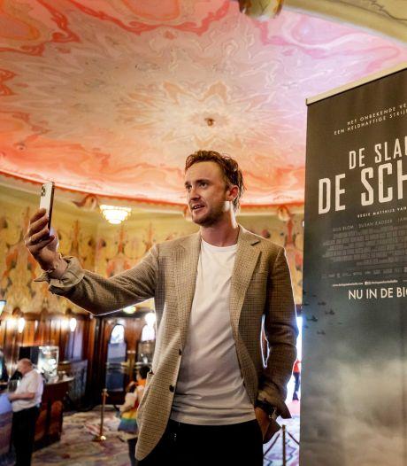 Stormloop op bioscopen, Slag om de Schelde met voorsprong op 1