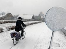 Zo zag Brabant er precies een jaar geleden uit: bedekt onder een dikke laag sneeuw