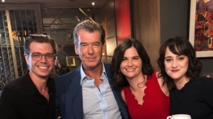 25 jaar na 'Mrs. Doubtfire': cast eert Robin Williams op reünie