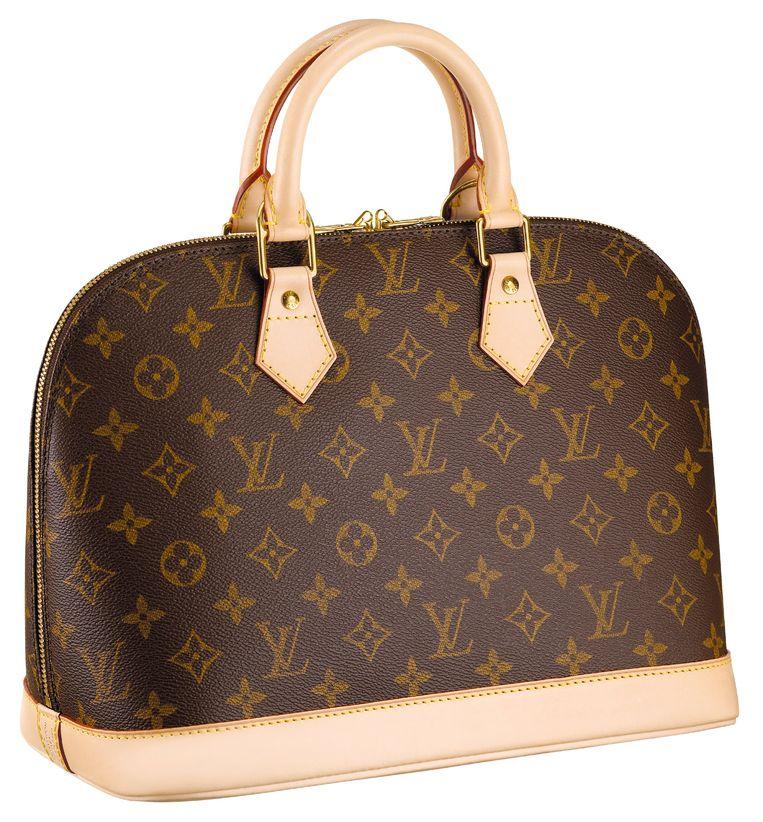 Handtas van Louis Vuitton. Beeld Kos
