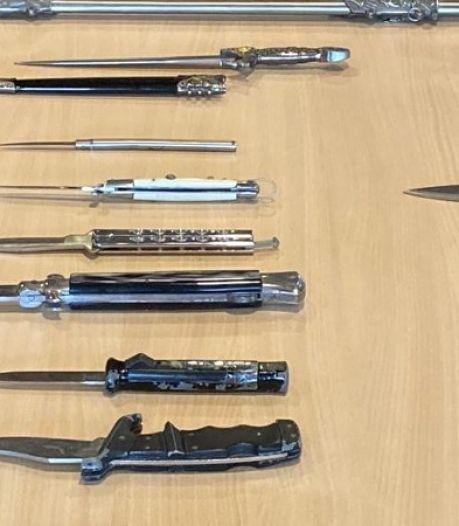 Inwoners Cuijk, Grave en Mill kunnen steekwapens inleveren zonder straf