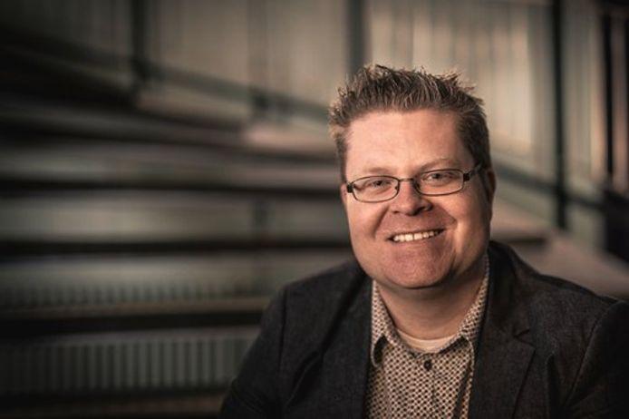 Algemeen directeur Reinoud Vandervelden.