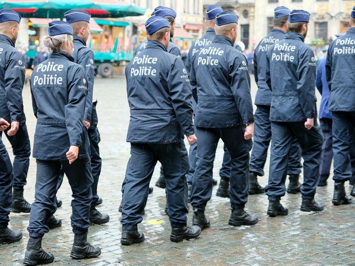 Politie Brussel