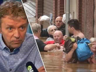 """200 liter regen per m² heeft Frank Deboosere in 34-jarige carrière nog nooit meegemaakt: """"Het is du jamais vu"""""""