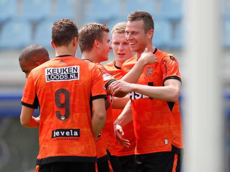 NAC krijgt in promotiestrijd te maken met FC Volendam, Almere City en FC Emmen