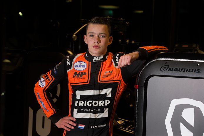 Thomas ten Brinke (15).