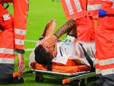 """La blessure de Spinazzola, """"une terrible perte"""" pour Mourinho"""
