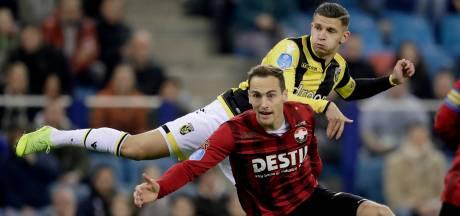 Koster na duel met Vitesse: Gewaarschuwd voor Linssen en toch kopt hij raak