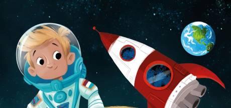 Dikkie Dik en André het astronautje komen naar openluchttheater Eibergen