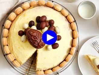 Deze taart is favoriet van de Paashaas - en stiekem ook van ons!
