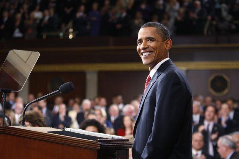 Barack Obama (EPA) Beeld EPA