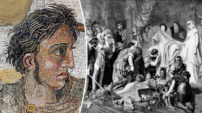 Alexander de Grote (32) stierf onder mysterieuze omstandigheden. Nu zouden we eindelijk weten waaraan en waarom zijn lichaam pas na 6 dagen begon te ontbinden