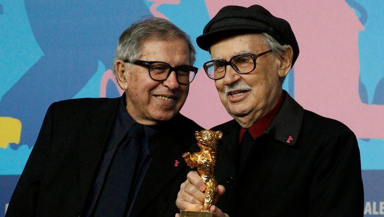 Paolo en Vittorio Taviani Beeld REUTERS