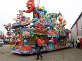 Carnavalsoptochten Kwadendamme en Lewedorp afgelast door harde wind; ook in gemeente Hulst rijden geen wagens mee in optochten