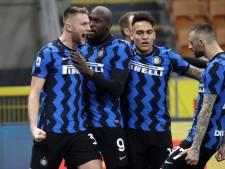 De Vrij verslaat De Roon en zet met Inter reuzenstap richting landstitel