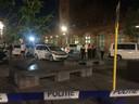 In 2018 schoot de politie een gewapende man neer aan het station in Aalst.