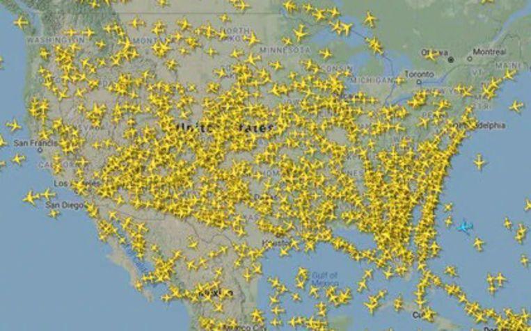 null Beeld FlightRadar
