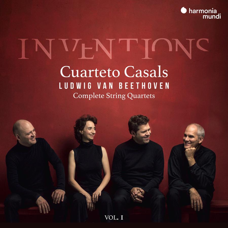 Inventions - Cuarteto Casals