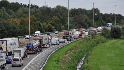 Verkeersellende in en rond Gent: 3 ongevallen zorgen voor zware avondspits