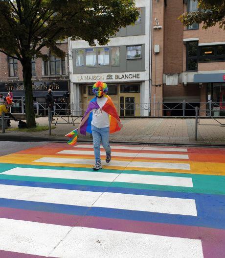 """""""Beaucoup de personnes LGBTQI+ quittent Charleroi pour Liège ou Bruxelles"""""""