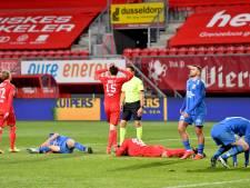 FC Twente woest op arbiter Van Boekel, die vindt dat hij goed heeft gehandeld