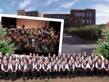 Jubilerende Rimboband en Helmonds Muziek Corps geven kerstconcert