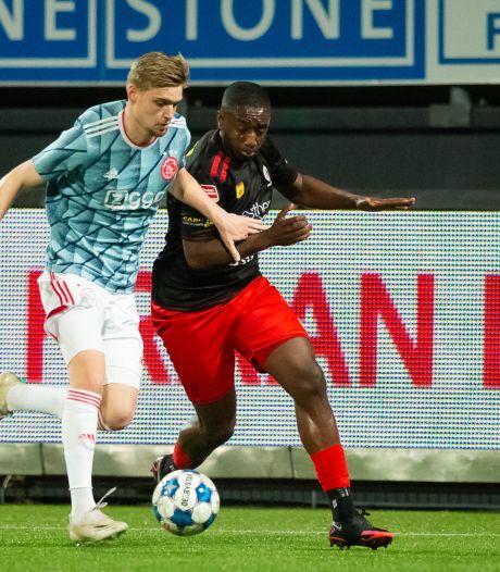 Excelsior geeft strijd om play-offs niet zomaar op en walst over Jong Ajax heen
