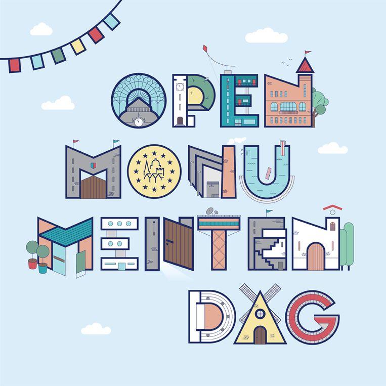 Open monumentendag 2018 logo Beeld RV