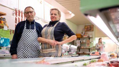 """Gaston en Viviane sluiten Rosiers, het laatste buurtwinkeltje van Tisselt: """"Heel lang hard gewerkt, nu is het tijd voor rust"""""""