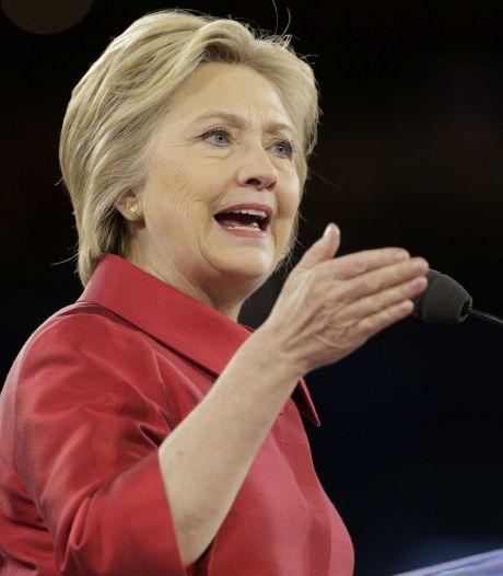 Hillary Clinton attaque indirectement Trump sur Israël